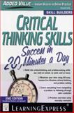 Critical Thinking Skills 2nd Edition