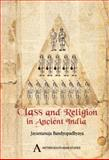 Class and Religion in Ancient India 9781843317272