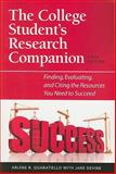 The College Student's Research Companion 5th Edition