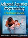 Adapted Aquatics Programming 2nd Edition