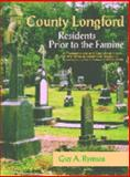 County Longford Residents Prior to the Famine 9780974267302