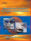 Materials and Procedures for Today's Dental Assistant 1st Edition