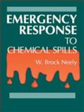 Emergency Response to Chemical Spills 9780873717335