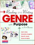 Reading and Writing Genre with Purpose in K-8 Classrooms 1st Edition