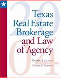 Texas Real Estate Brokerage and Law of Agency 9780324187373