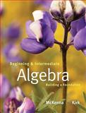 Beginning and Intermediate Algebra 9780201787375