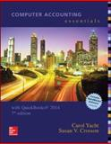 Computer Accounting Essentials Using Quickbooks 2014 with Software CD 7th Edition