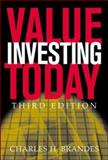 Value Investing Today 9780071417389