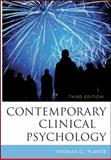Contemporary Clinical Psychology 3rd Edition