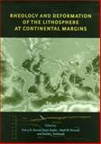 Rheology and Deformation of the Lithosphere at Continental Margins 9780231127394