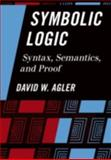Symbolic Logic 1st Edition