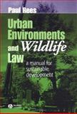 Urban Environments and Wildlife Law 9780632057436