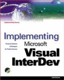 Activating Websites with Microsoft Visual Interdev 9781566047449