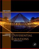 A Modern Introduction to Differential Equations 2nd Edition