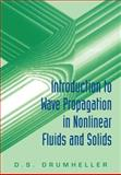 Introduction to Wave Propagation in Nonlinear Fluids and Solids 9780521587464