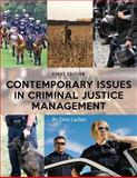 Contemporary Issues in Criminal Justice Management