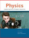 Physics Laboratory Experiments 7th Edition