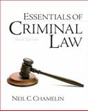 Essentials of Criminal Law 10th Edition