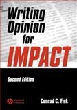 Writing Opinion for Impact 2nd Edition