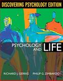 Psychology and Life 9780205627516