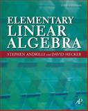 Elementary Linear Algebra 4th Edition