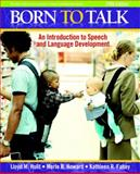 Born to Talk 9780205627523