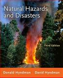 Natural Hazards and Disasters 9780538737524