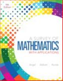 A Survey of Mathematics with Applications 9780321837530