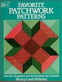 Favorite Patchwork Patterns 9780486247533