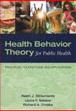 Health Behavior Theory for Public Health 1st Edition