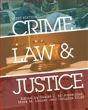Crime, Law, and Justice