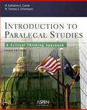 Introduction to Paralegal Studies 9780735557550