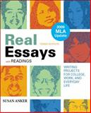 Real Essays with Readings with 2009 MLA Update 3rd Edition
