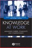 Knowledge at Work 9781405107563
