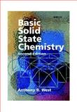 Basic Solid State Chemistry 9780471987567