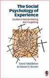 The Social Psychology of Experience 9780803977570