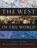 The West in the World from 1600 4th Edition