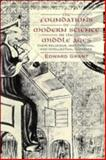 The Foundations of Modern Science in the Middle Ages 9780521567626