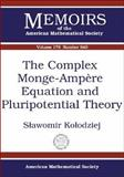 The Complex Monge-Ampère Equation and Pluripotential Theory 9780821837634