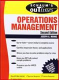 Schaum's Outline of Operations Management 2nd Edition