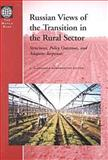 Russian Views of the Transition in the Rural Sector 9780821347652
