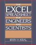 The Excel Spreadsheet for Engineers and Scientists 9780132967655
