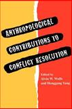 Anthropological Contributions to Conflict Resolution 9780820317656
