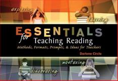 Essentials for Teaching Reading 1st Edition