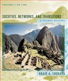 Societies, Networks, and Transitions 9780547047669