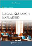 Legal Research Explained 2e 9780735587670