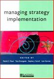 Managing Strategy Implementation 9780631217671
