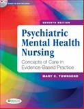 Psychiatric Mental Health Nursing 9780803627673