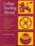 College Teaching Abroad 9780205157679