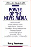 Power of the News Media 9780816047680